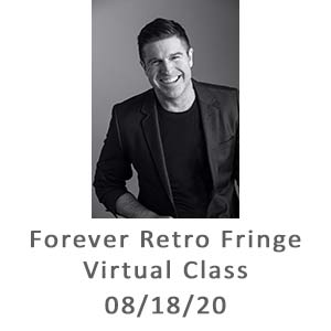 Product image for Living Proof Forever Retro Fringe Virtual Course