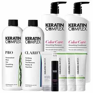 Product image for Keratin Complex Gold PBO Intro
