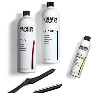 Product image for Keratin Complex Platinum NKST Intro