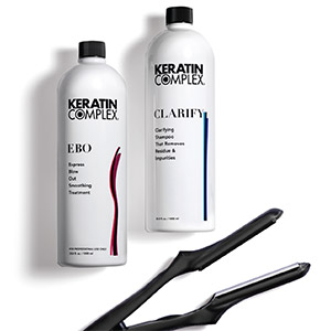 Product image for Keratin Complex Platinum EBO Intro