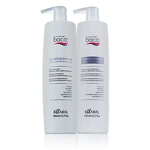 Product image for Kaaral Baco Blonde Elevation Liter Duo