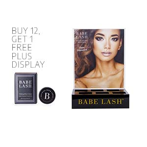 Product image for Babe Lash Brow Creme Taupe Display