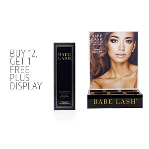 Product image for Babe Lash Essential Serum Display