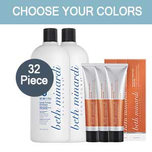 Product image for Beth Minardi Permanent Cream 32 Color Intro