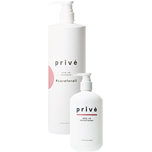 Product image for Prive Backbar Duo Amp Shampoo Liter w/Conditioner
