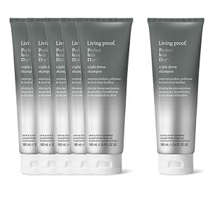 Product image for Living Proof PhD Triple Detox Shampoo Buy in B