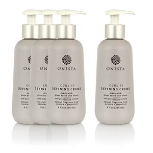 Product image for Onesta Curl It Buy 3, Get 1 Free