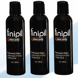 Product image for Nufree Finipil 4 Men 4 oz Promo