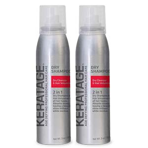 Product image for Keratage 2 in 1 Buy 1, Get 1 FREE!