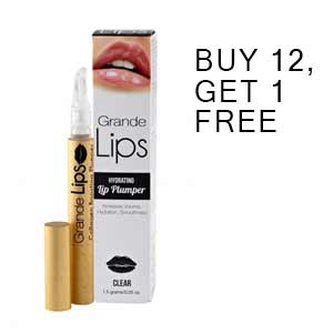 Product image for GrandeLIPS Clear Sample Offer