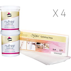 Product image for Nufree Mini (8 oz) Double Jar Pack Deal