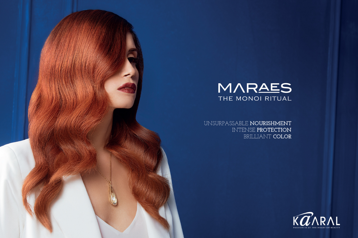 Maraes Permanent Hair Color with Monoi de Tahiti