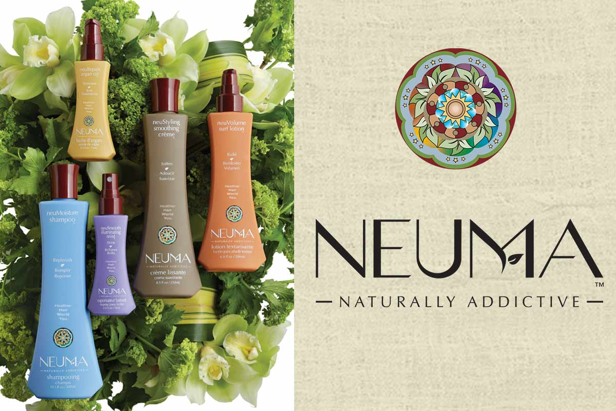 Neuma Beauty Sustainable Hair Care Products
