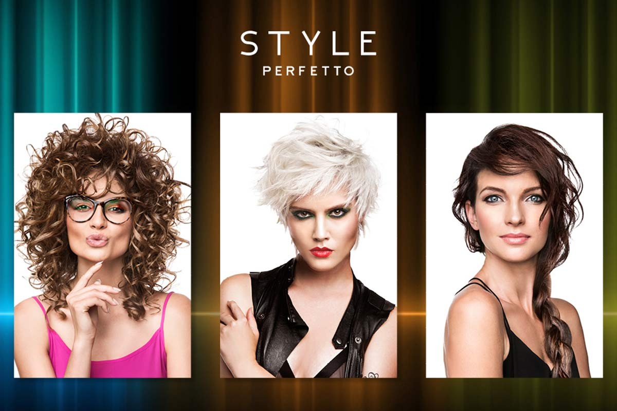 Style Perfetto high quality styling and finishing products
