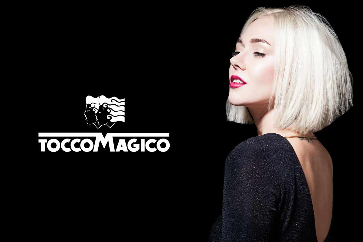 Tocco Magico Hair Color, Multi-complex, freelux, delight